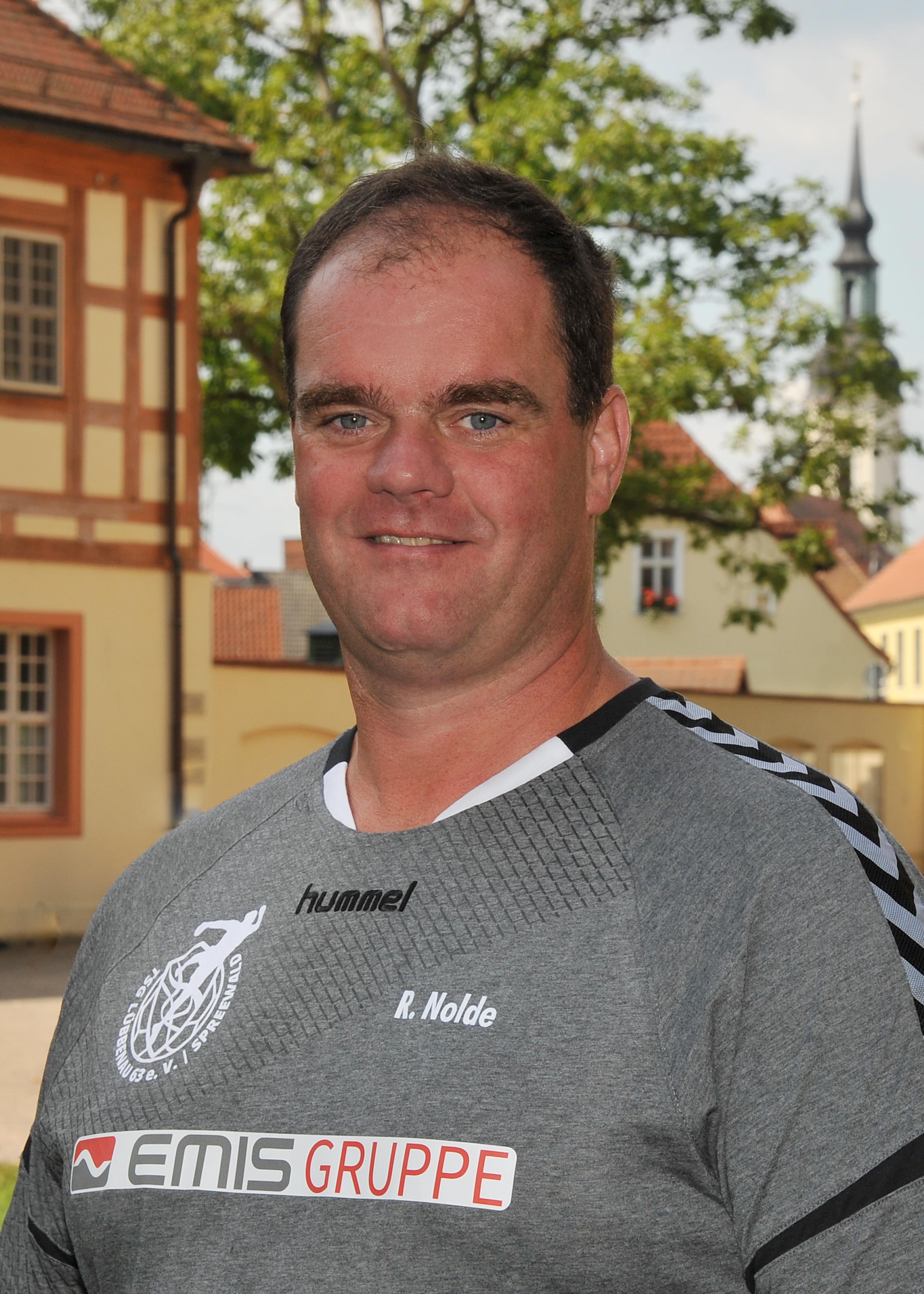 Rene Nolde nimmt Abschied