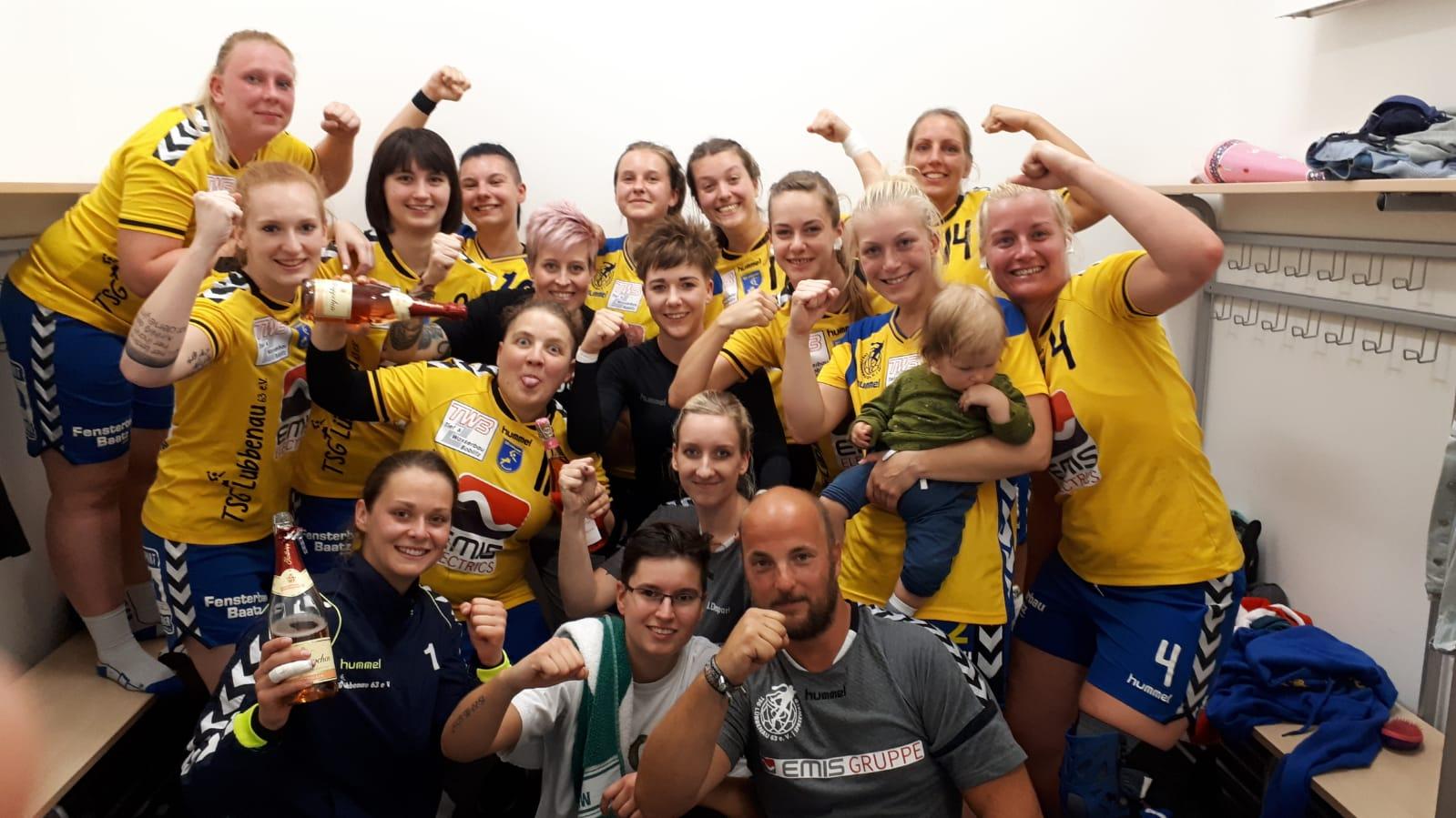 TSG Lübbenau Frauenmannschaft