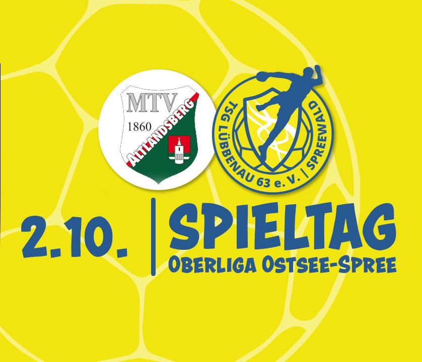 Handball Vorschau für den 02.10.21